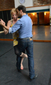 Tango Classes in Lisbon – Follower Gancho