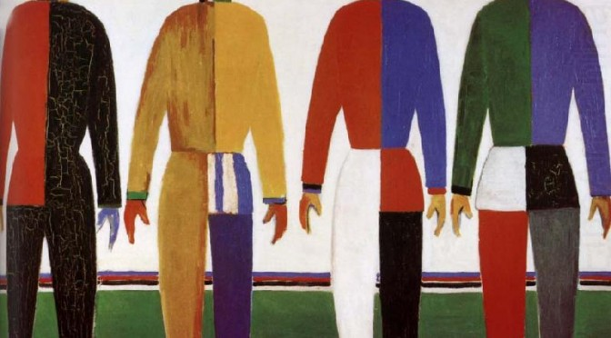 The Malevich that moved me the most