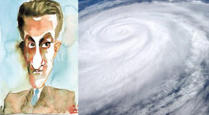 Dancing in the Eye of the Biagi Storm
