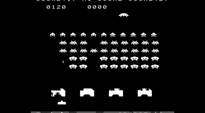 Killing Space Invaders with a Tango Goddess
